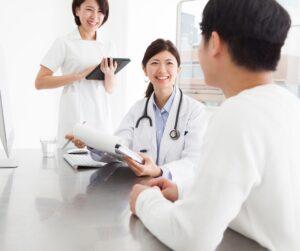 Japanese medical professionals