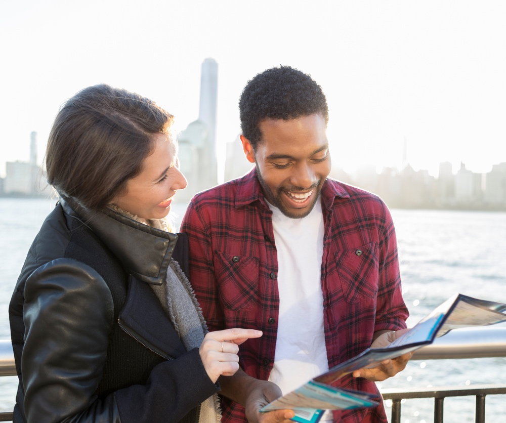 NYC tourists.