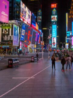 New York Gives Vaccines To Tourists While Canadians Wait Months To Be Fully Vaccinated