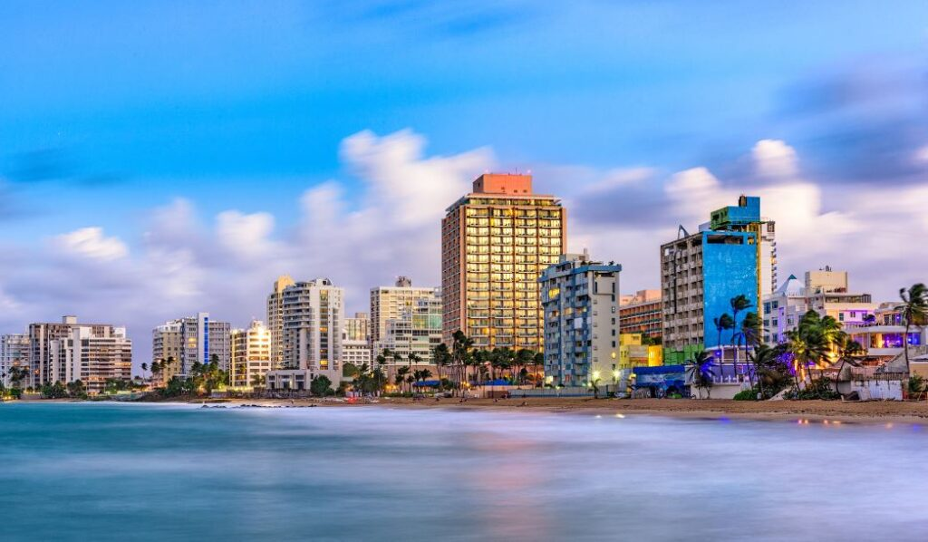 Puerto Rico Drops Testing Requirement For Vaccinated Travelers