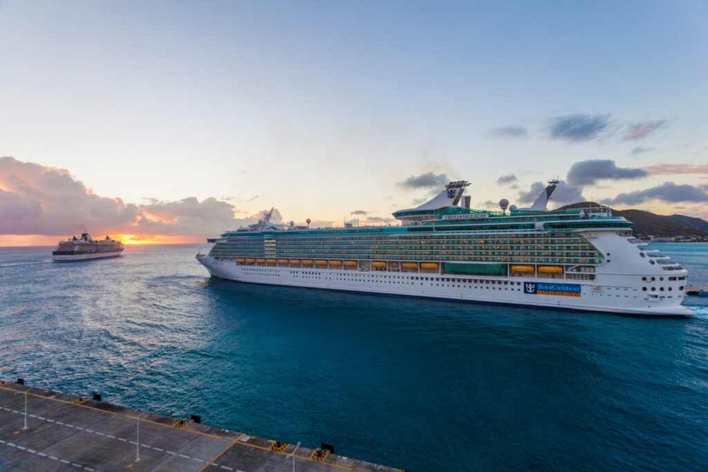 Royal Caribbean Becomes First Company To Get CDC Approval to Restart Test Cruises