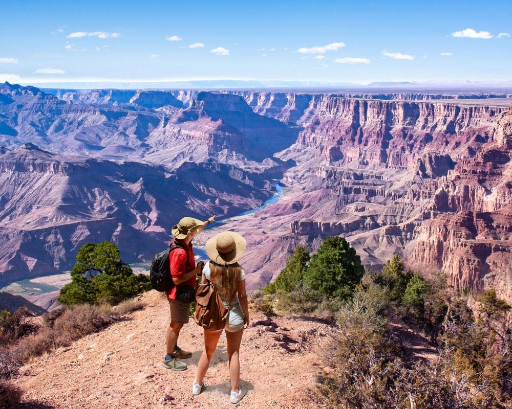 South Rim Grand Canyon.