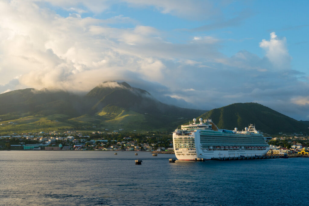 St. Kitts and Nevis to Welcome Vaccinated Cruise Ship Passengers in July