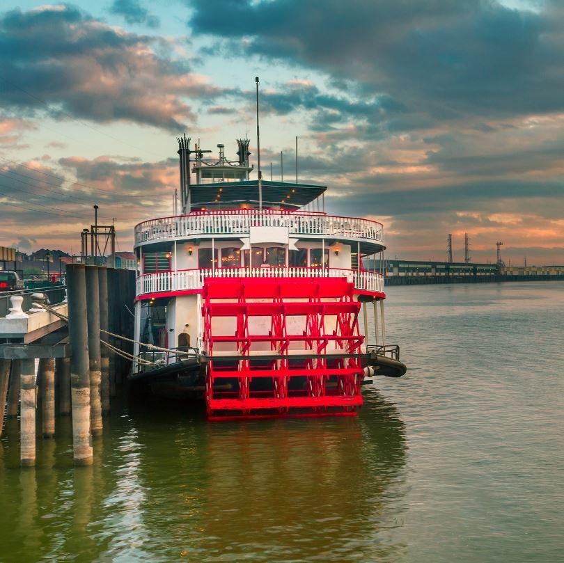 Take A Steamboat Cruise