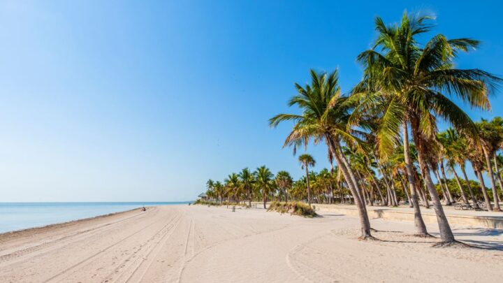 Ten Stunning Florida Beaches