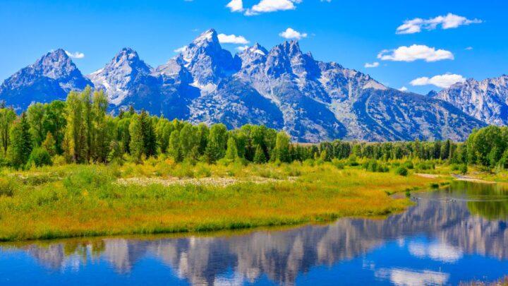 Ten reasons to visit Grand Teton National Park