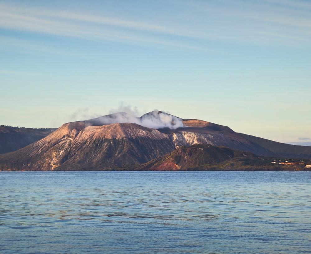Vulcano Island.