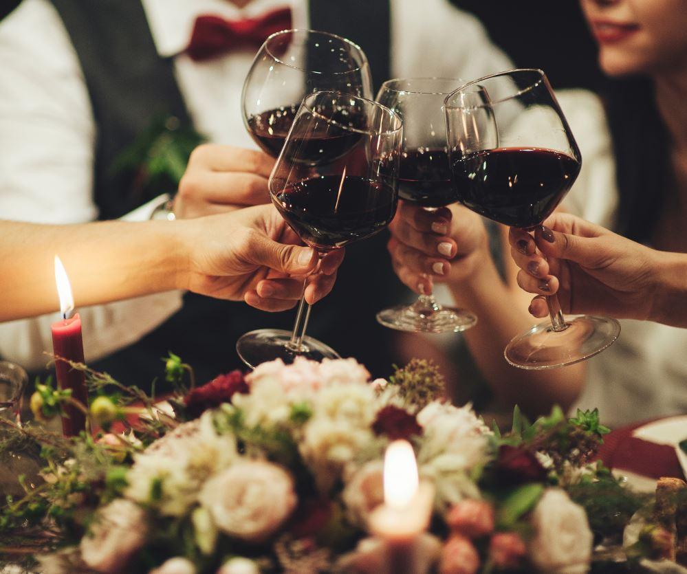 Wine event in Mexico