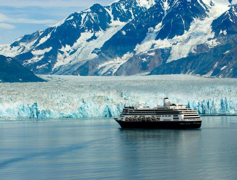 cruise in alaska