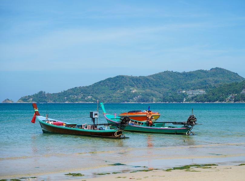 boats phuket