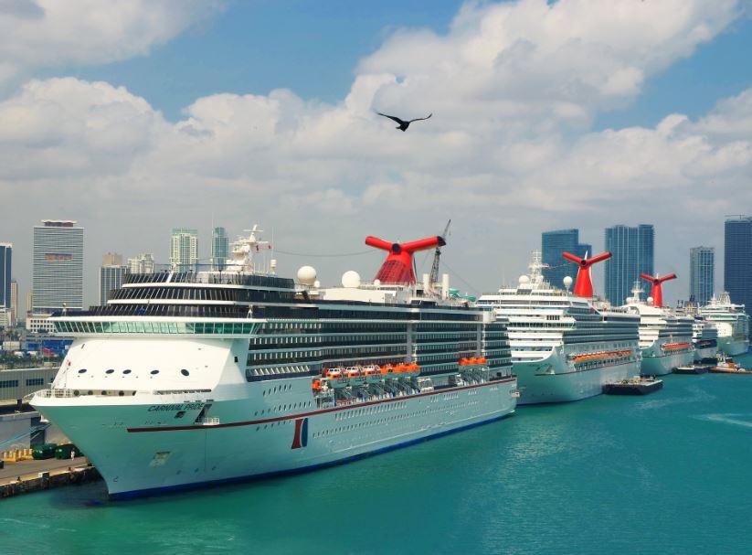 carnival ships miami