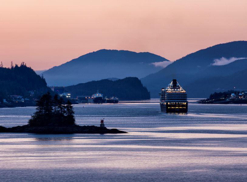 cruise ship alaska dawn