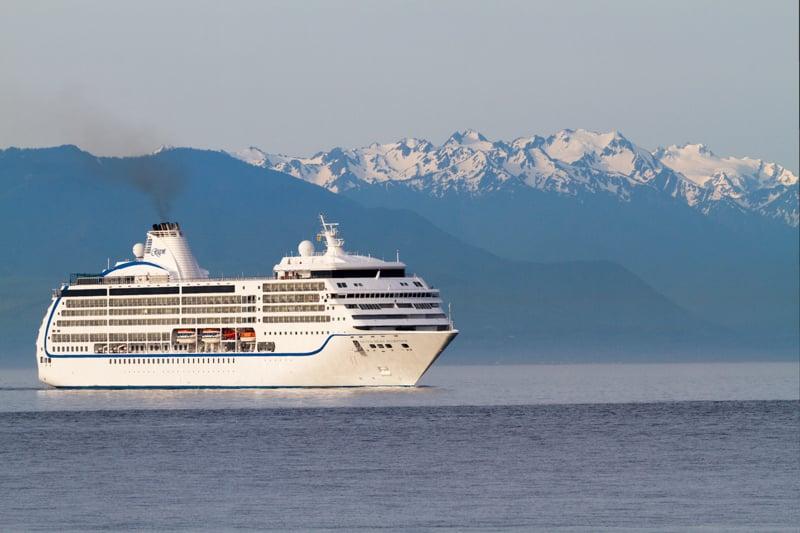 cruise ship victoria canada