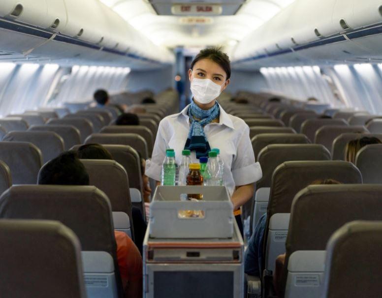 drinks service onboard