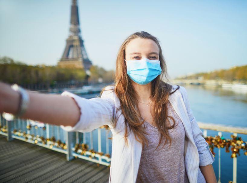 Masque de la Tour Eiffel