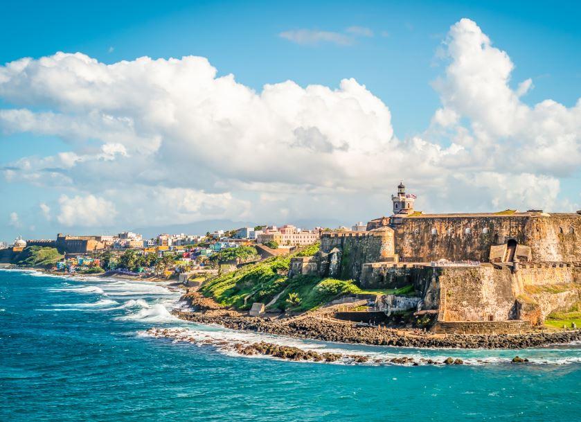 el morro castle puerto rico