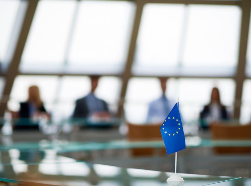 eu flag conference