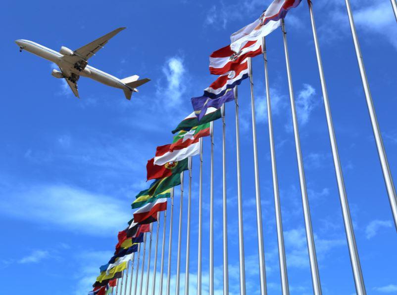 flags flight