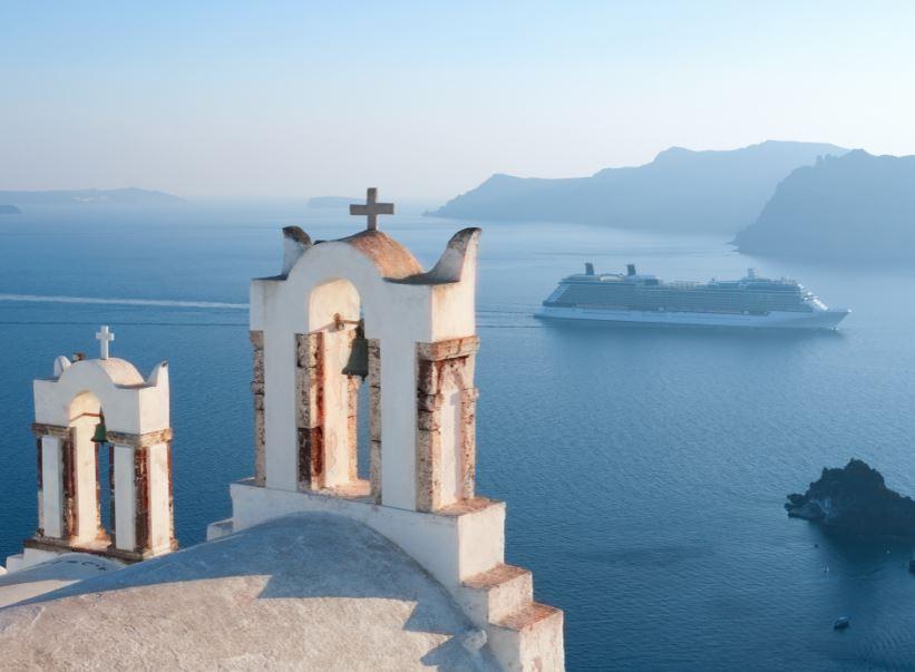 greece cruise ship