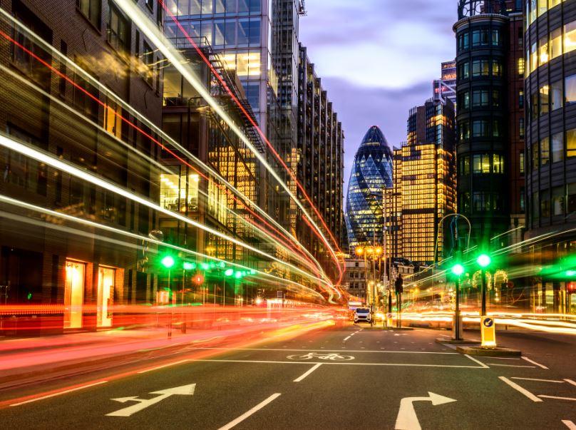 london traffic gherkin