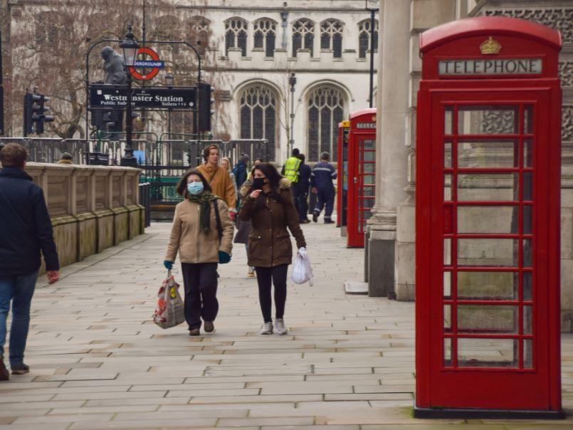 london uk face mask