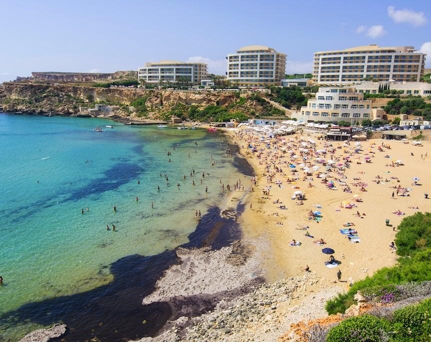 no masks needed on malta beaches june 1