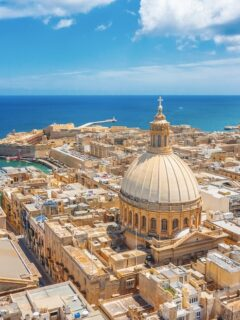 Malta: First EU Nation To Reach Herd Immunity, Reopens Tourism