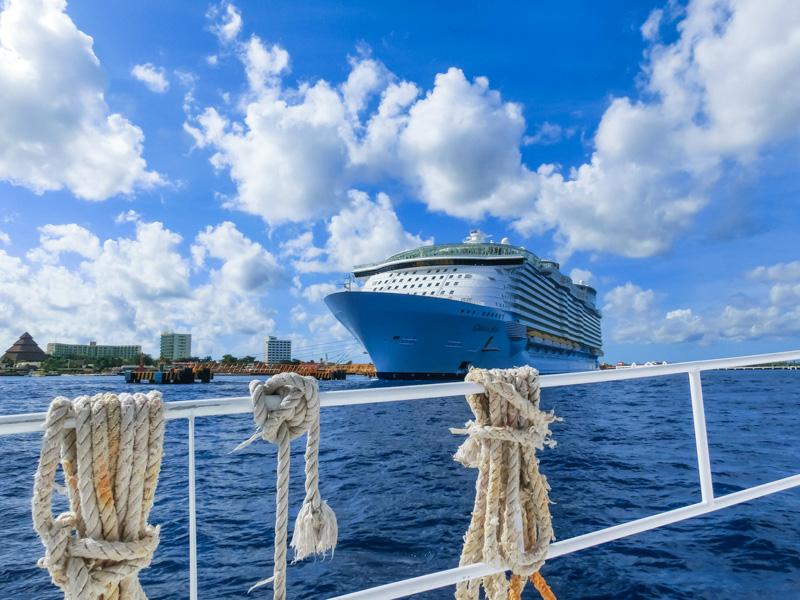 royal cairibbean cruise ship