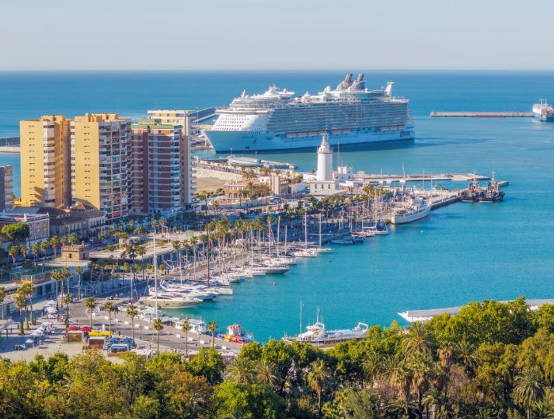 royal caribbean port