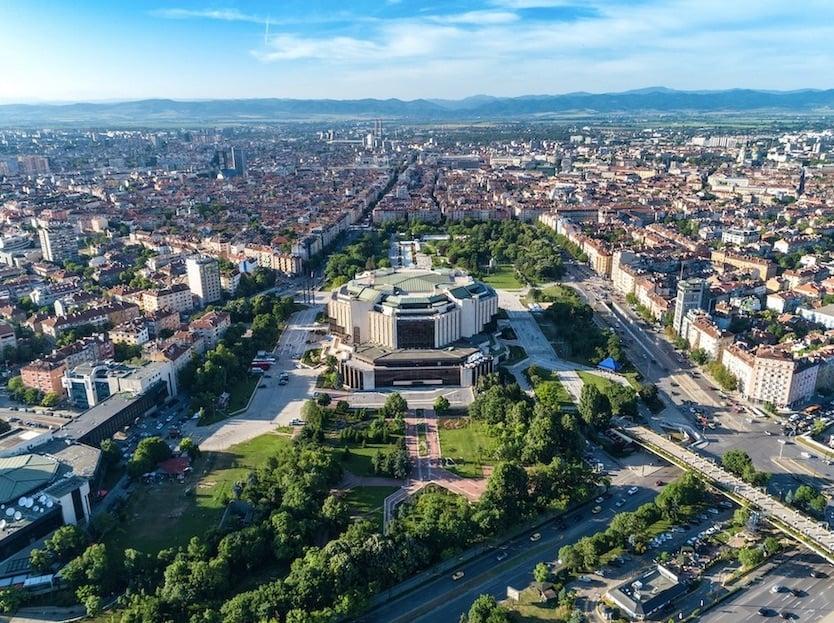 sofia bulgaria tourism