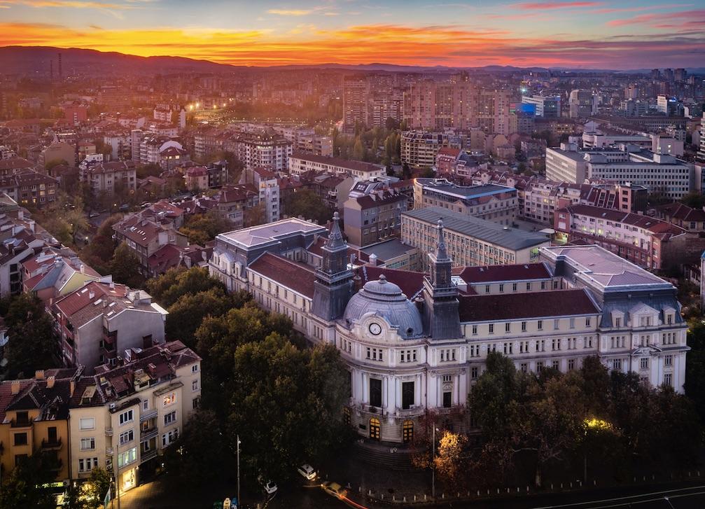 sofia bulgaria