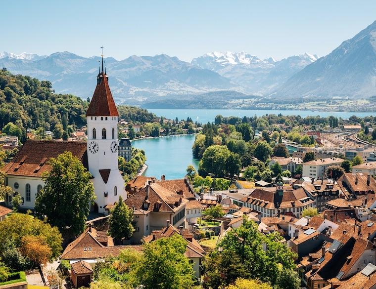 switzerland tourism in 2021