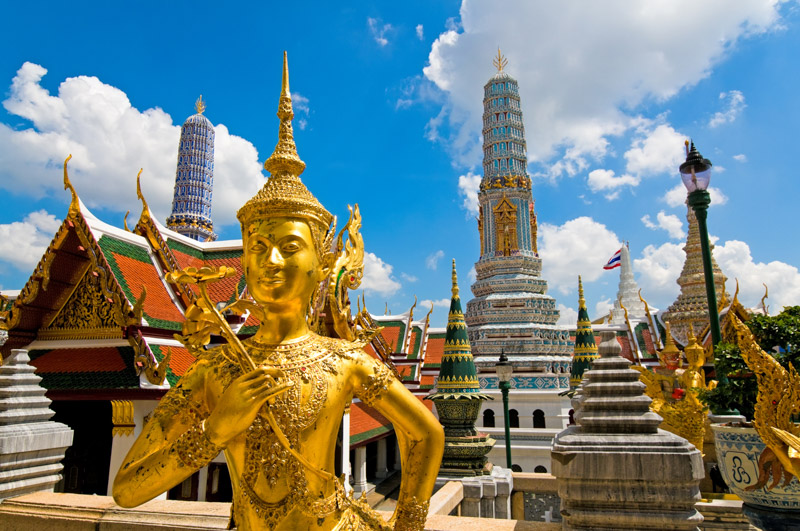 temple bangkok thailand