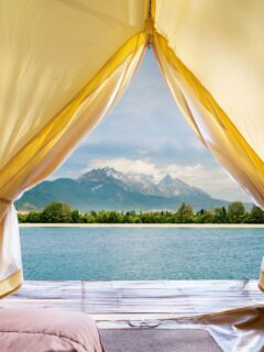 7 Top Glamping Spots In The U.S. For 2021