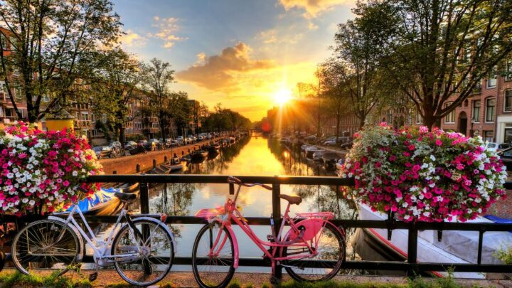 American Travelers Can Now Go On Vacation In The Netherlands