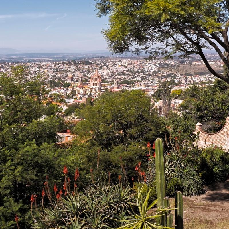 San Miguel de Allende Botanical Garden, Mexico