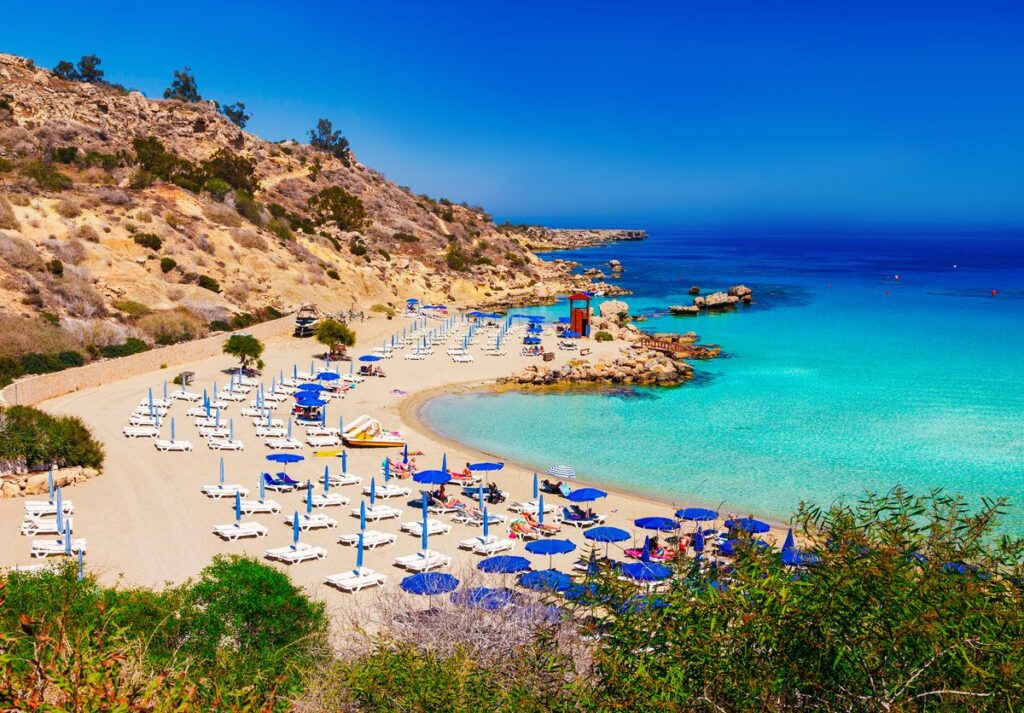 Best Beaches In Europe Where Americans Can Visit This Summer