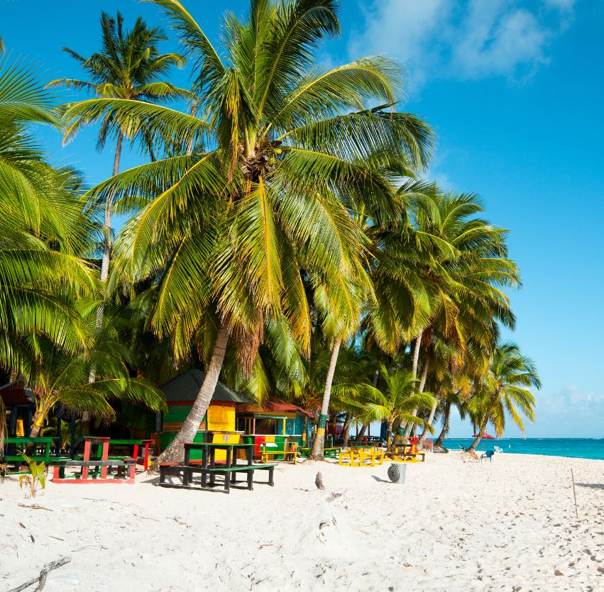 Colombia Beach