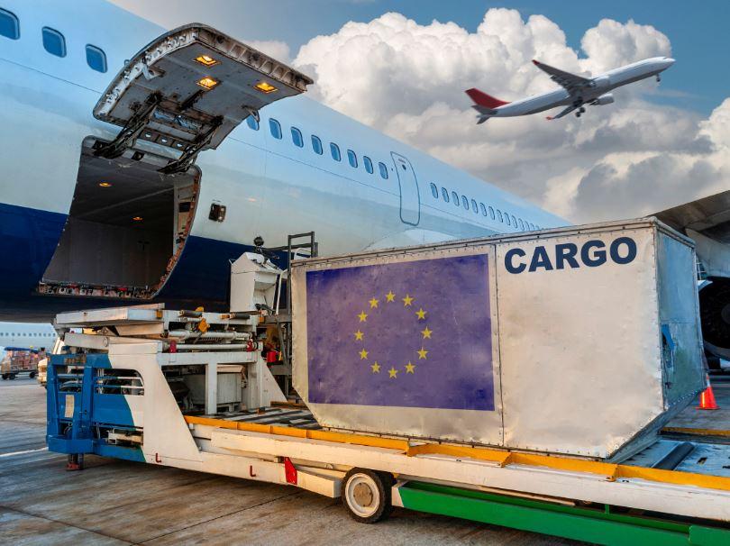 EU cargo flight