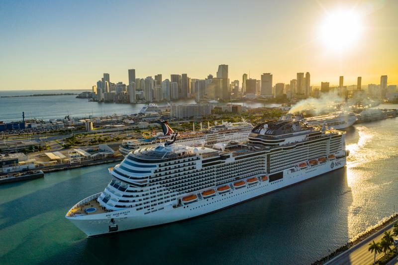 MSC Restarting Cruises In Florida This Summer