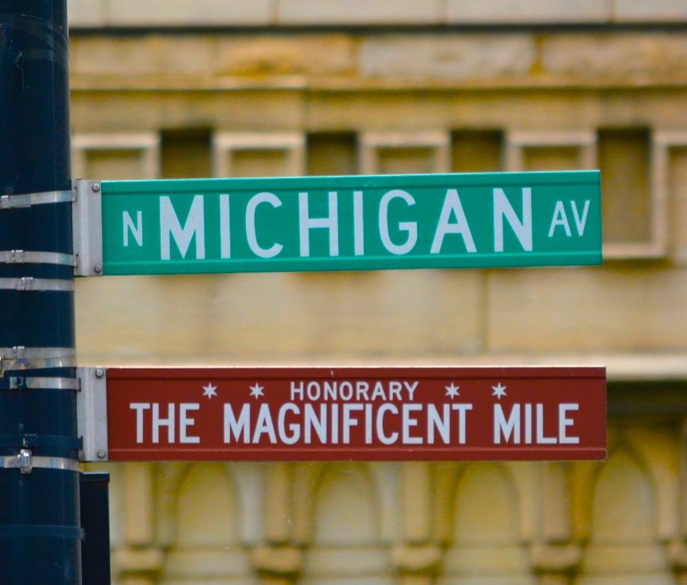 Magnificent Mile.