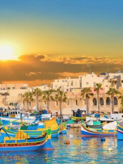 Malta Reopens To Travelers From 40 U.S. States
