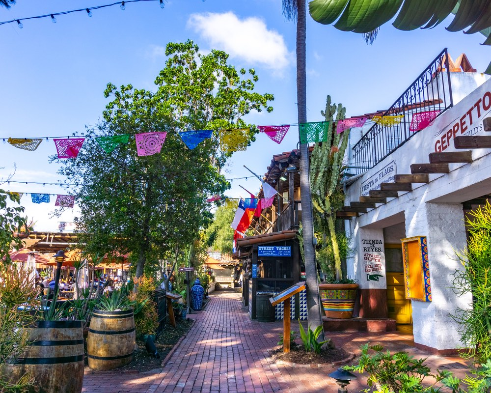 Old Town San Diego.