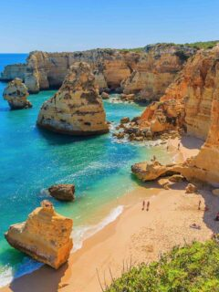 Portugal Opening For Vaccinated U.S. Travelers