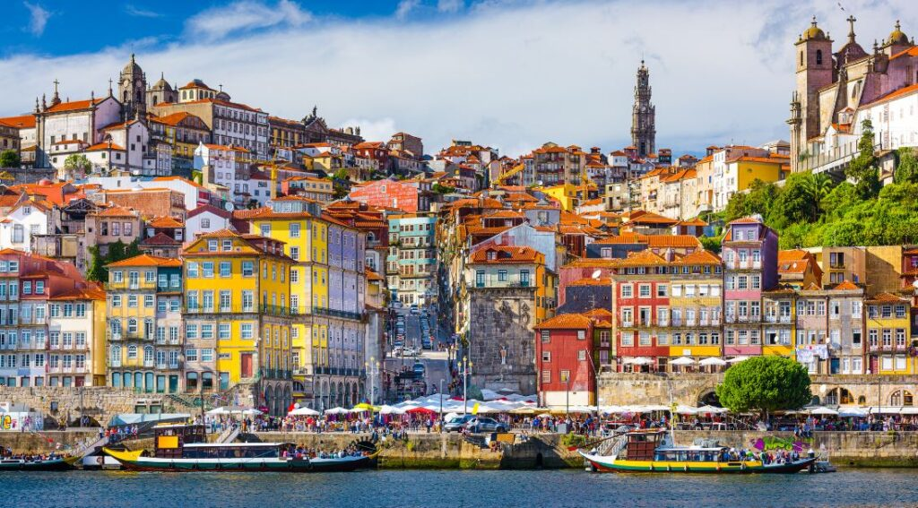 Portugal and France To Allow Unvaccinated American Travelers To Enter