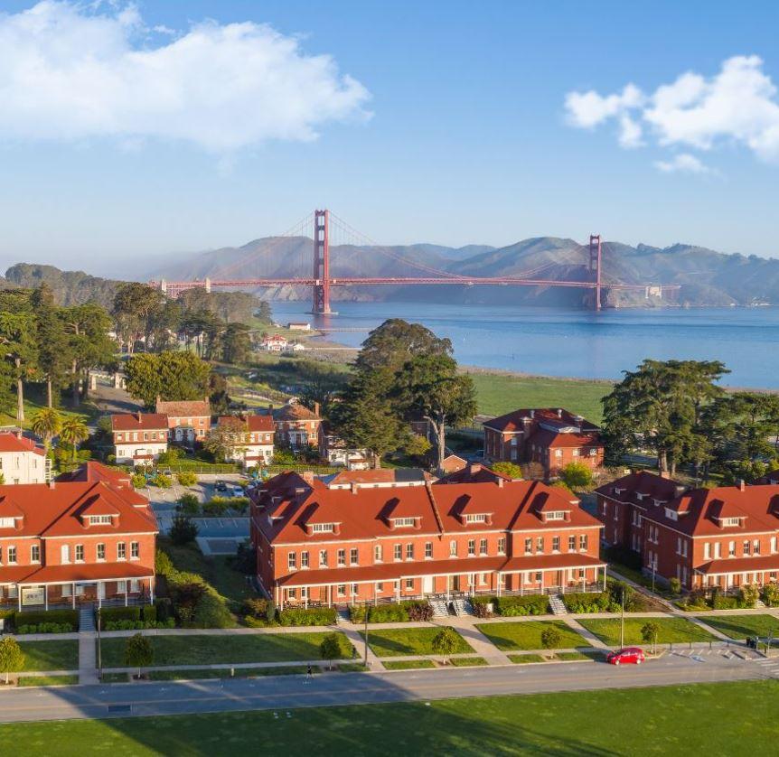 Presdio Park San Francisco