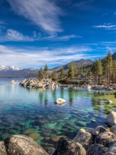 Six idyllic lakeland destinations in the U.S.