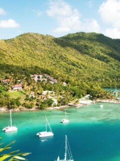 St. Lucia Eases Restrictions For Vaccinated Travelers