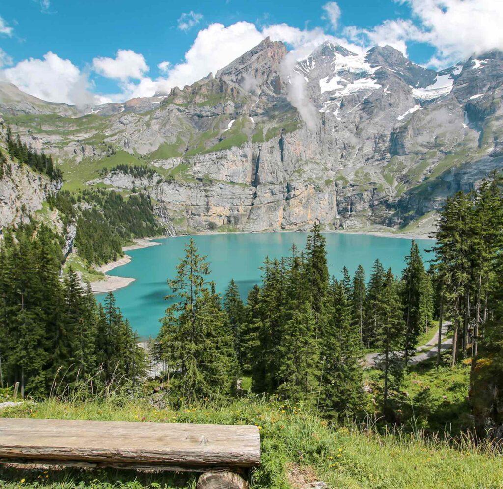 Switzerland green scenery