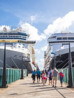 Tips For Booking Your First Cruise
